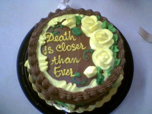 Death Cake