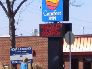 internet breakfast